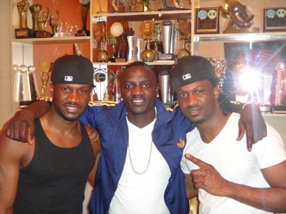 P-Square_Akon