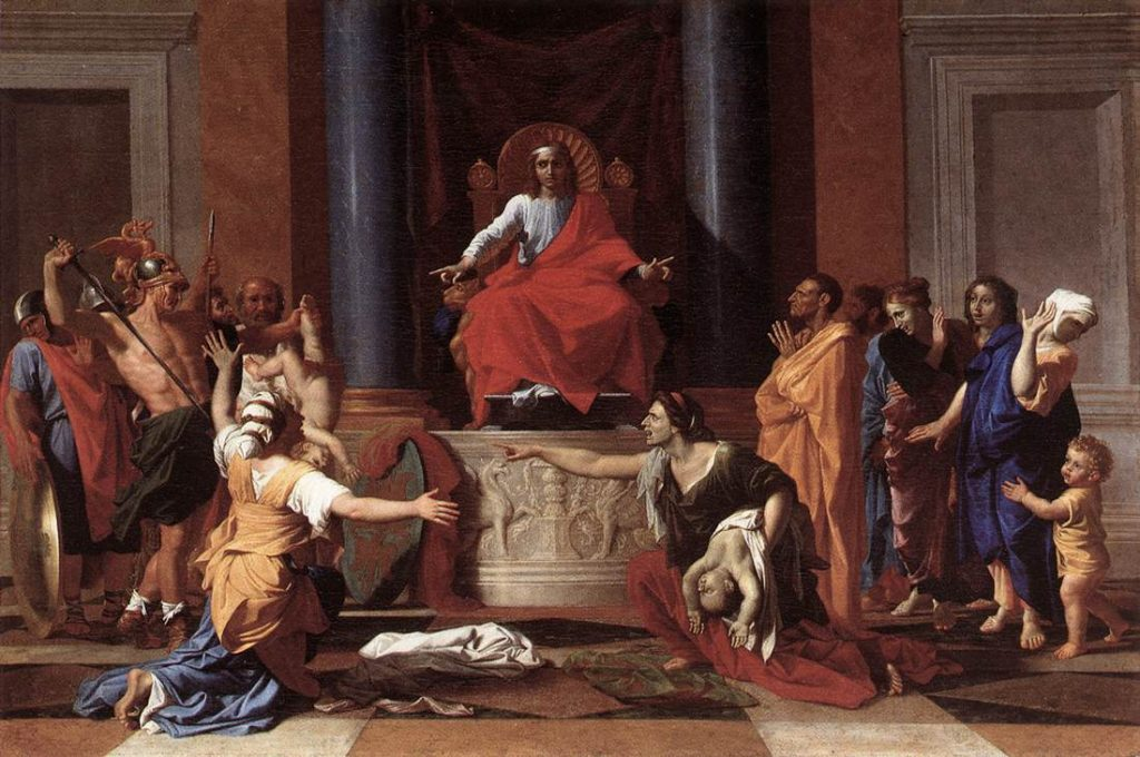 King Solomon of Jerusalem