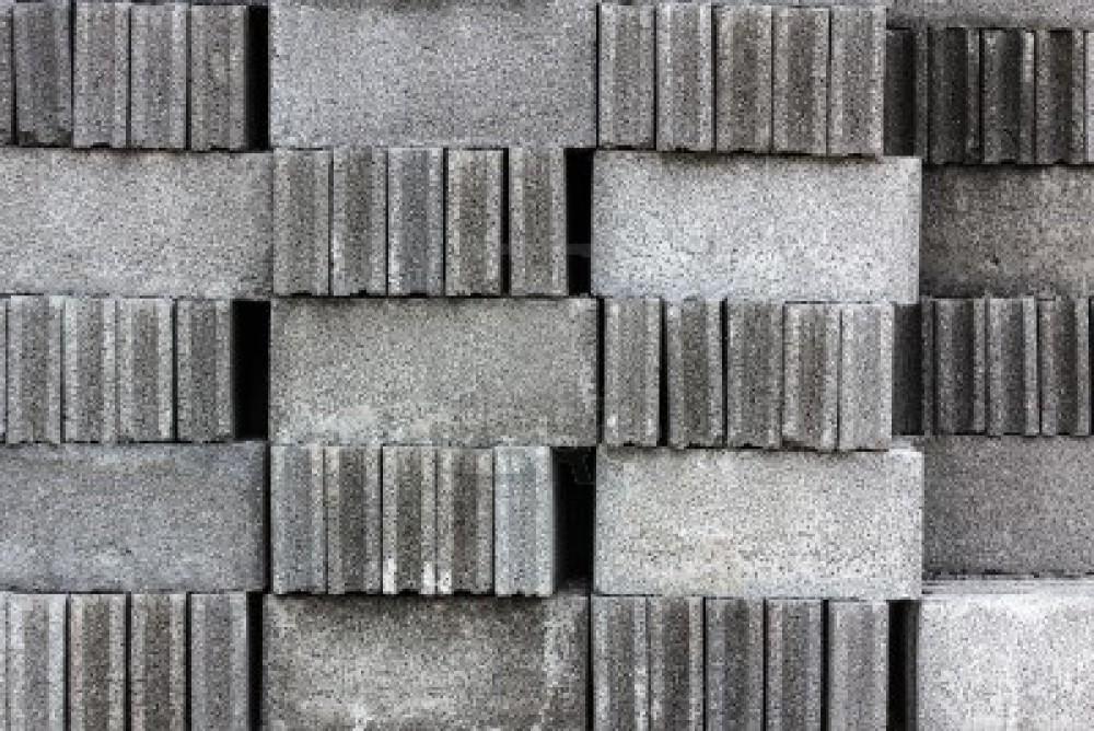Concrete block Industry