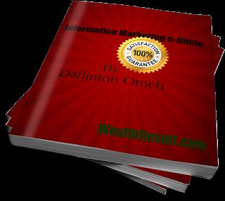 Information Marketing eBook
