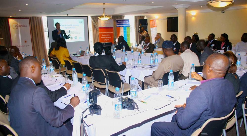 Nigerian Entrepreneurs Business Round Table Meeting