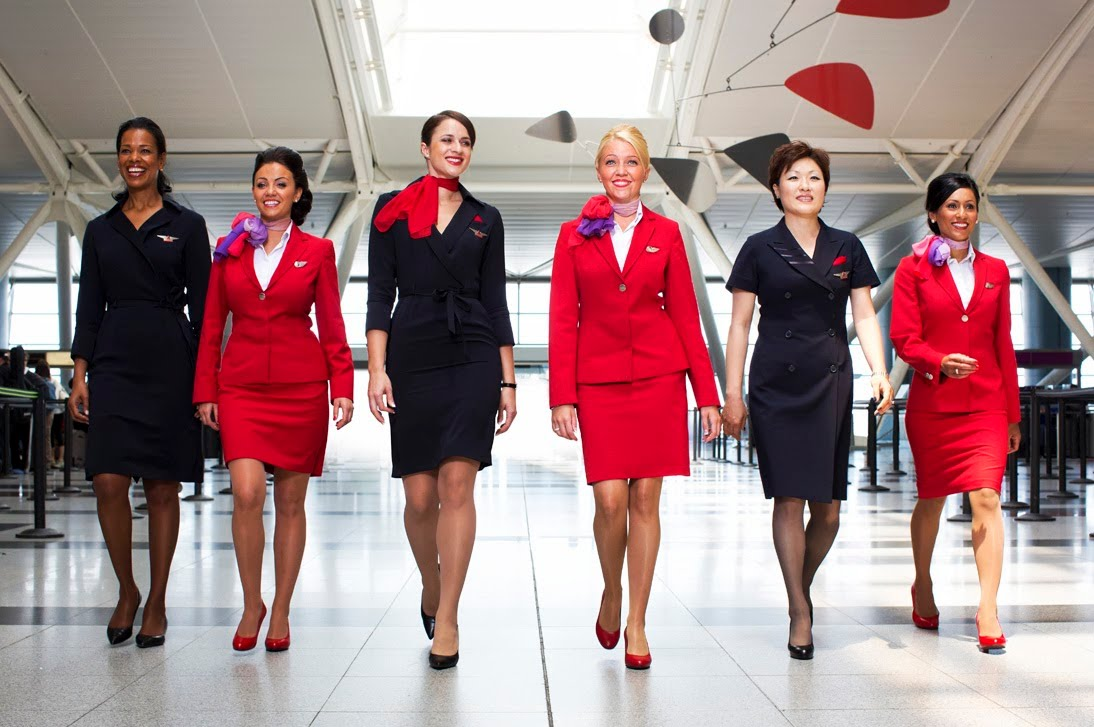 How to become a flight attendant in Nigeria