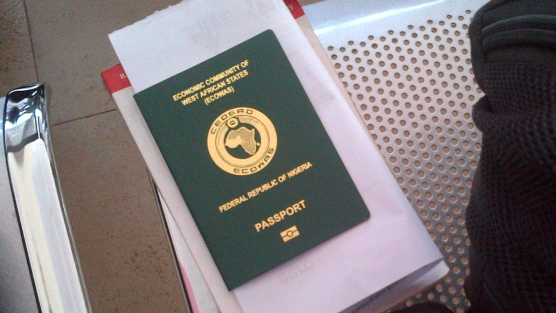 How to Apply for Nigerian International Passport