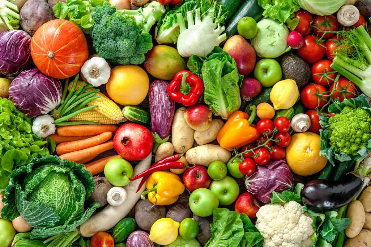 Fruits and Vegetables for Immune System